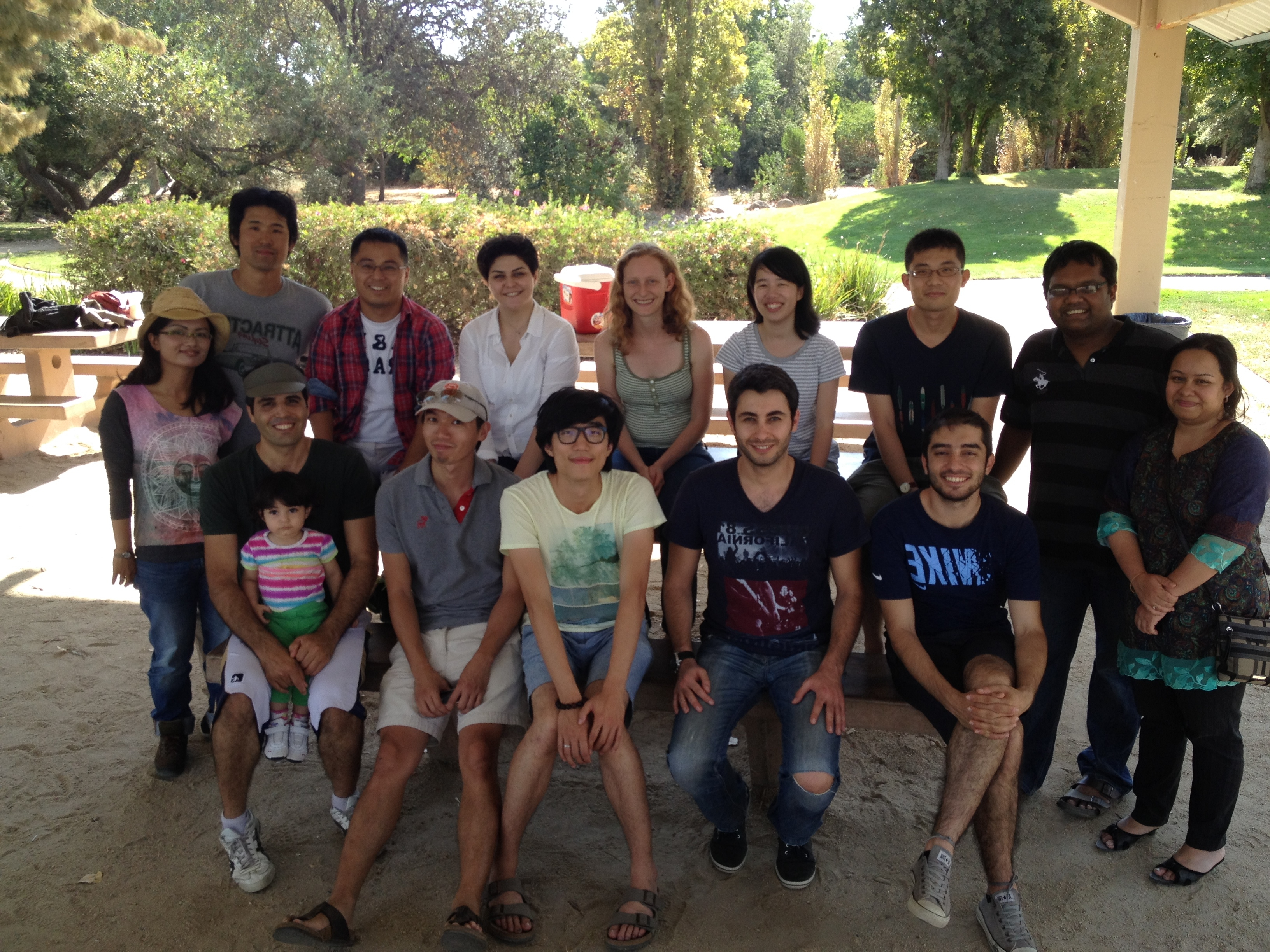 Photo 2 2014 UC Davis MEMS Lab Picnic