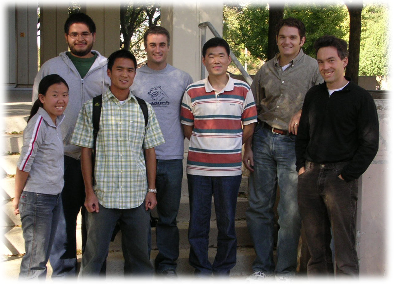 UC Davis MEMS Lab Group