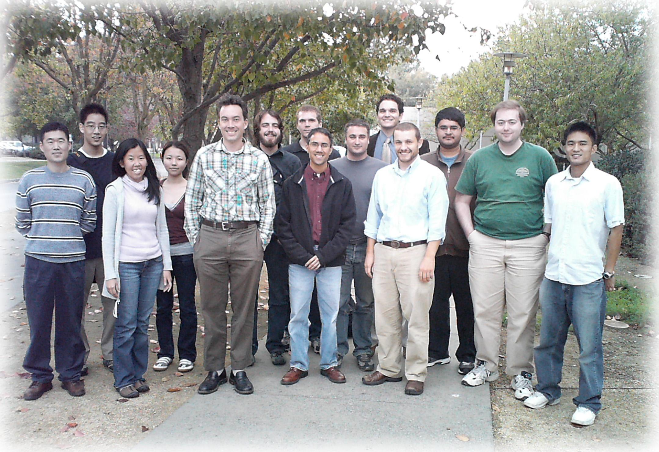 UC Davis MEMS Lab Group